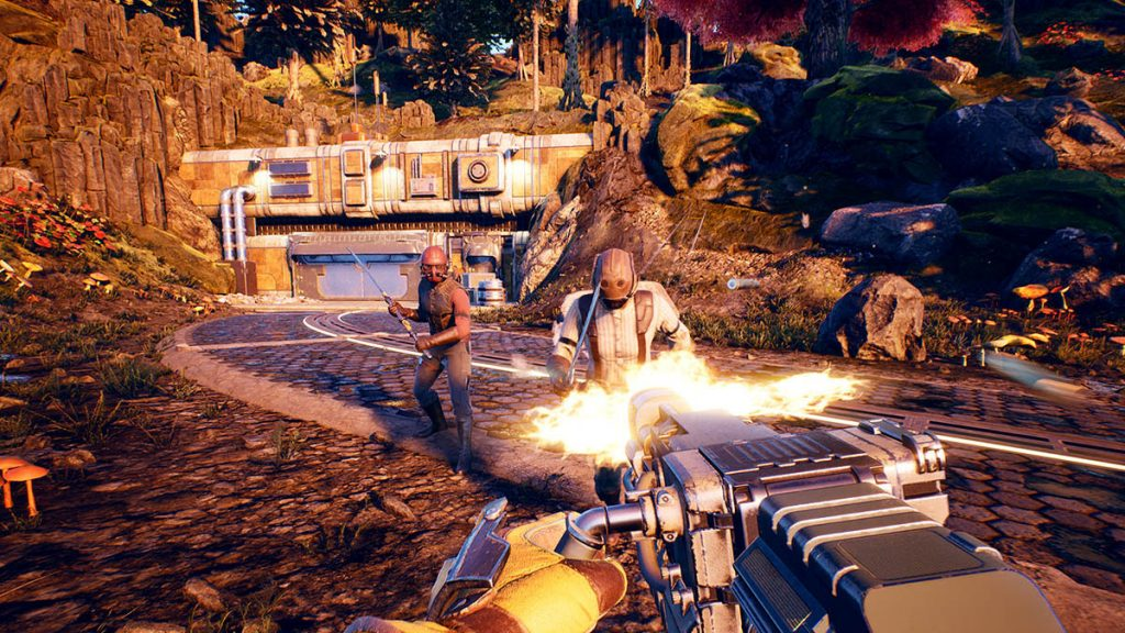 NP: Private Division y Obsidian Entertainment anuncian The Outer Worlds