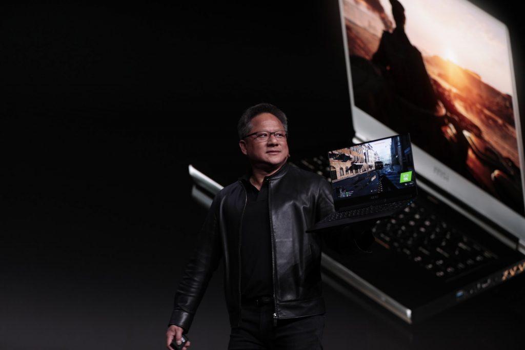 NP: NVIDIA GeForce RTX da poder a un número récord de portátiles gaming nuevos