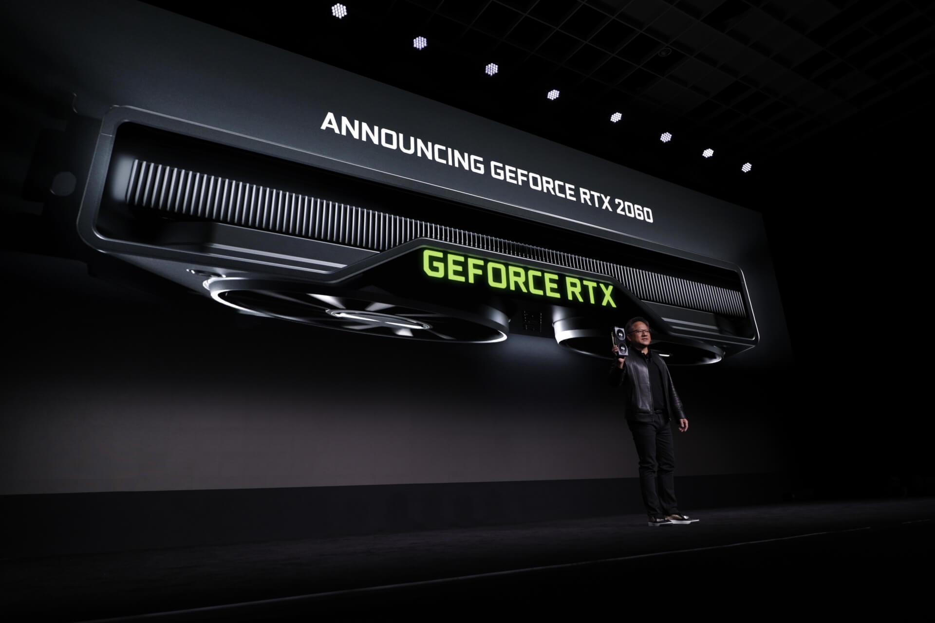 NP: NVIDIA GeForce RTX 2060 está aquí: el gaming de próxima generación despega