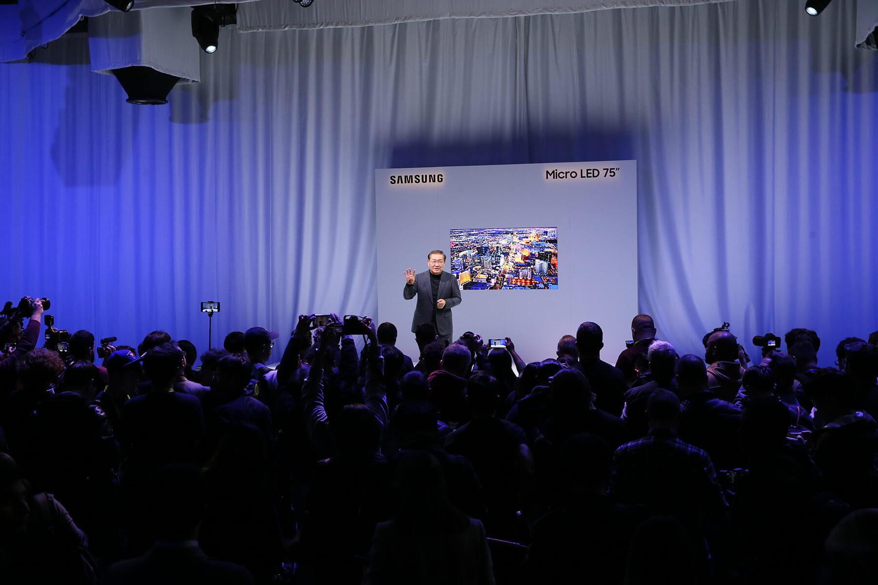 NP: Samsung muestra el futuro de las pantallas con la innovadora tecnología Modular Micro LED en CES