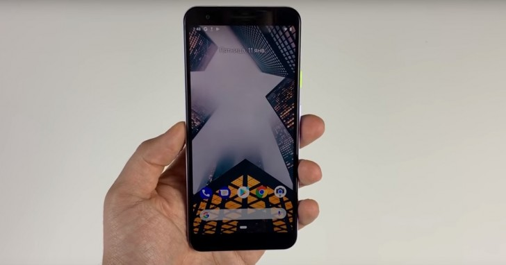 Se filtra vídeo y especificaciones del esperado Google Pixel 3 Lite