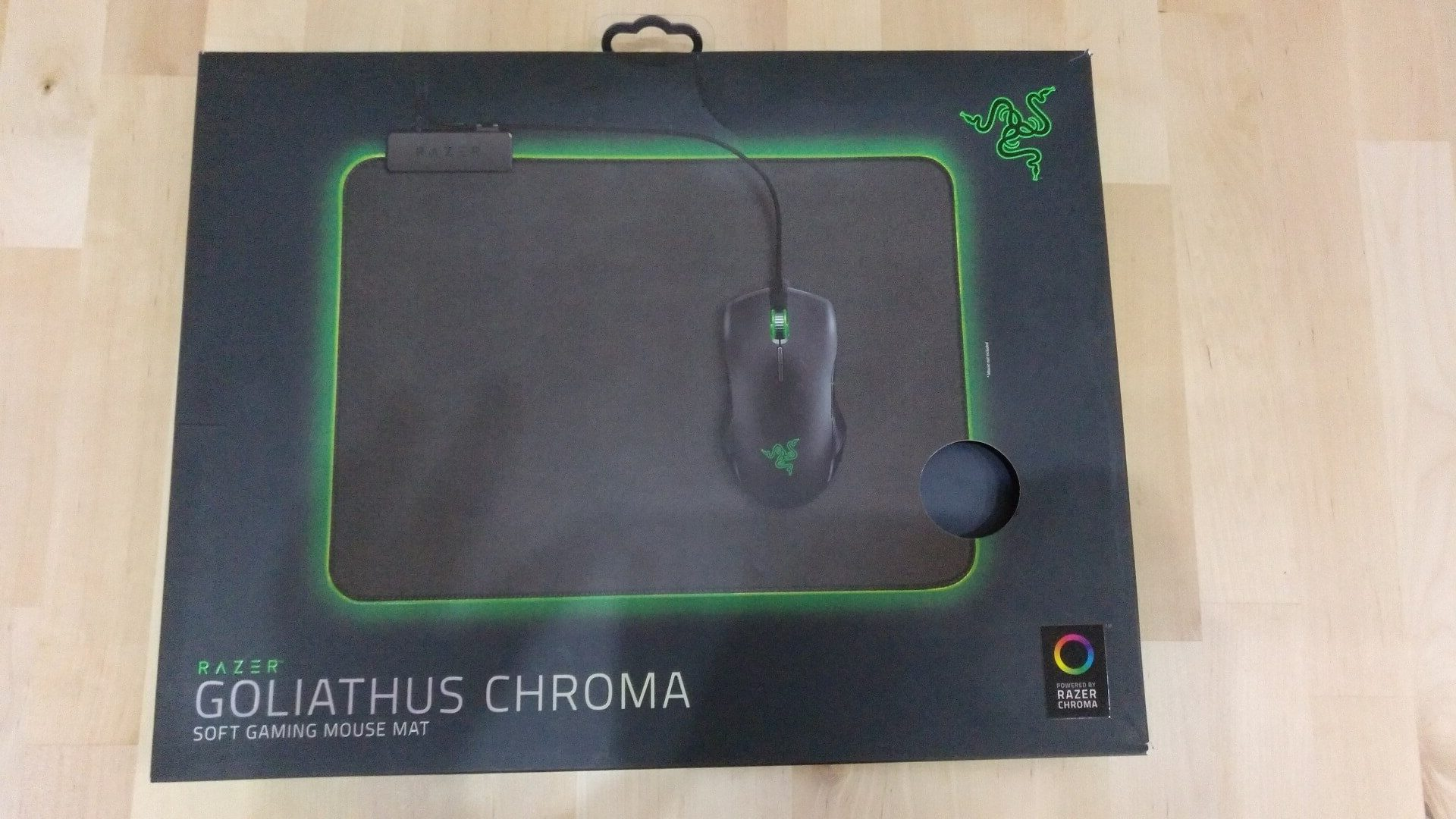 [Review] Alfombrilla Razer Goliathus Chroma