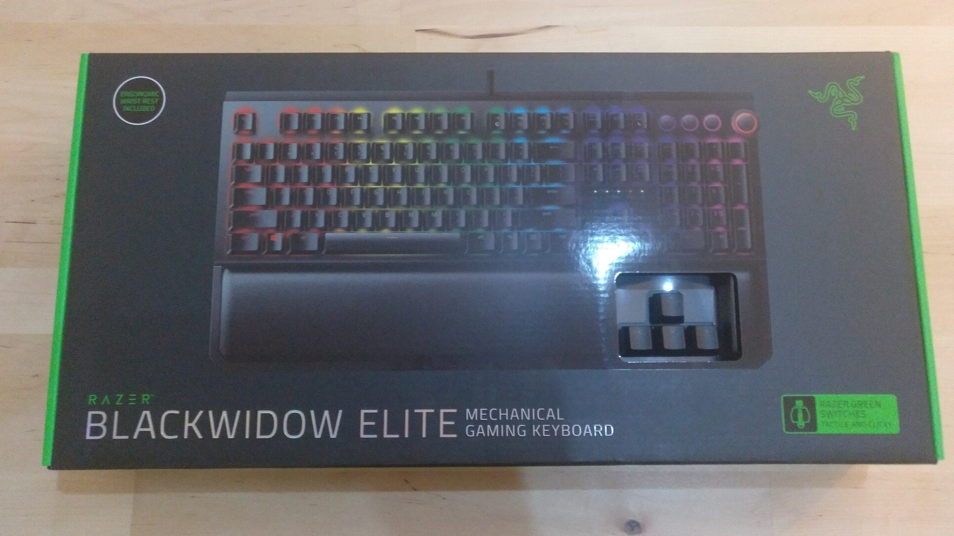 [Review] Teclado Razer Blackwidow Elite