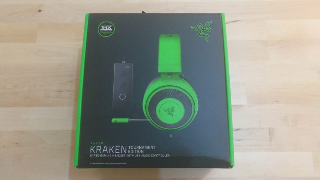 [Review] Cascos Razer Kraken Tournament Edition