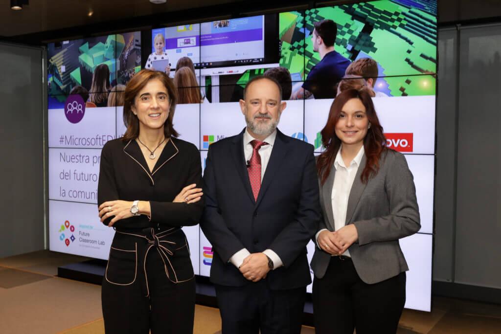 NP: Microsoft y Crue Universidades Españolas colaboran para formar al profesorado e impulsar la innovación educativa
