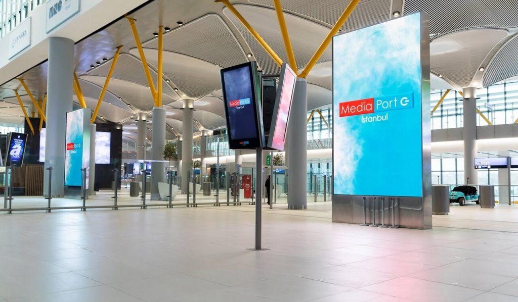 NP: Samsung instala el LED Signage interior más grande del mundo en el nuevo Aeropuerto de Estambul