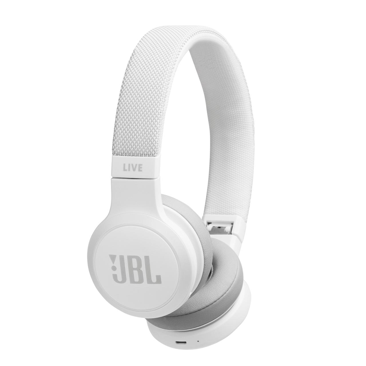 NP: Sonido Premium. Características inteligentes. JBL Flip 5 y la serie de auriculares JBL LIVE están aquí para impresionar