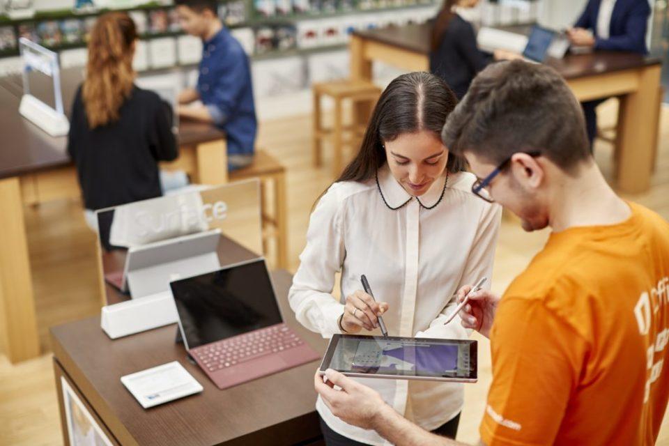 NP: Microsoft en NRF: impulsando un retail más inteligente
