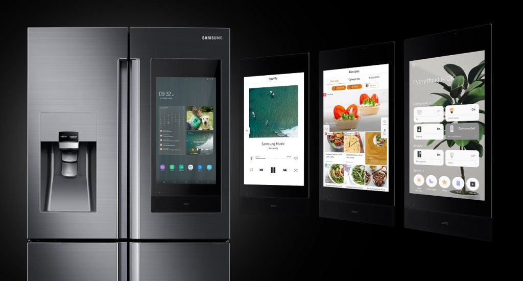 NP: Samsung presenta un nuevo estándar en conectividad con la próxima generación de frigoríficos Family Hub en CES 2019