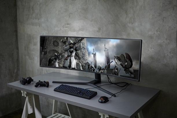 NP: Samsung presenta nuevos monitores diseñados para espacios de trabajo modernos y la próxima generación de Gaming