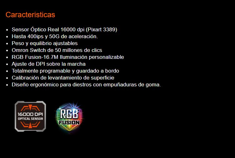 Review ratón AORUS M5 y alfombrilla AMP 900