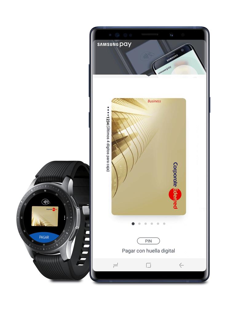 NP: Edenred se une al servicio de pago móvil Samsung Pay