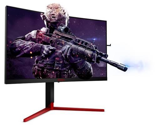 NP: ¡Llegan a nuestros escritorios las nuevas y galardonadas pantallas curvas AGON 3!