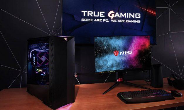NP: MSI presenta su nueva línea de productos