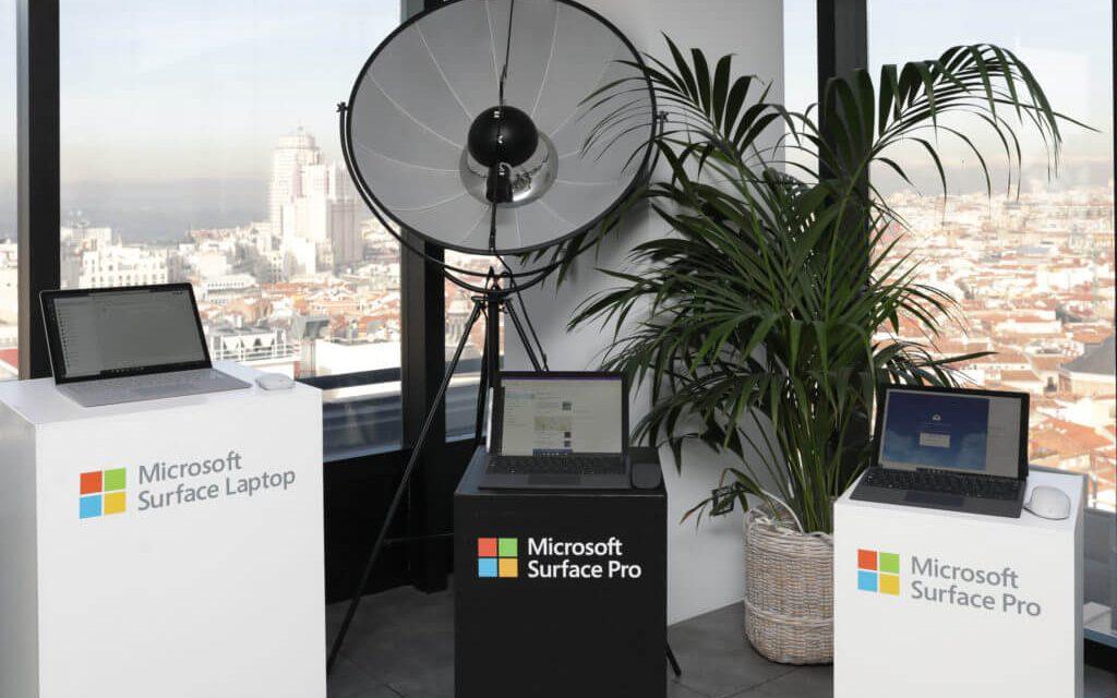 NP: Surface Pro 6, Surface Laptop 2 y Surface Studio 2 ya disponibles en España
