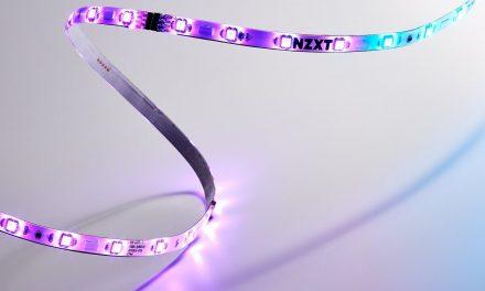 NP: NZXT presenta dos nuevas tiras LED RGB para el ecosistema HUE 2