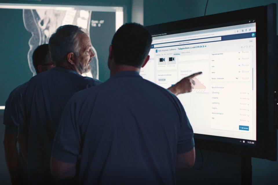NP: Microsoft anuncia novedades Cloud y de IA para el ámbito sanitario
