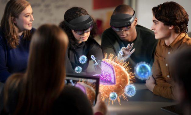 NP: Microsoft en Mobile World Congress Barcelona: Presentación de Microsoft HoloLens 2