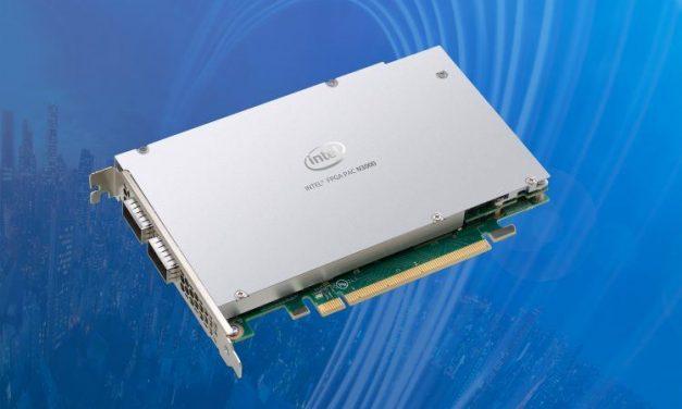 NP: Intel anuncia la siguiente generación del Acceleration Card para 5G