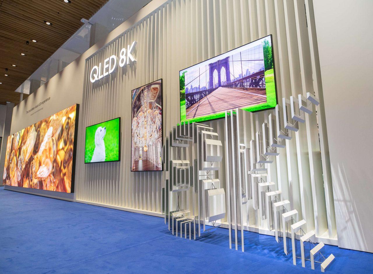 NP: Samsung presenta a la industria audiovisual global una nueva generación de calidad de imagen 8K Digital Signage