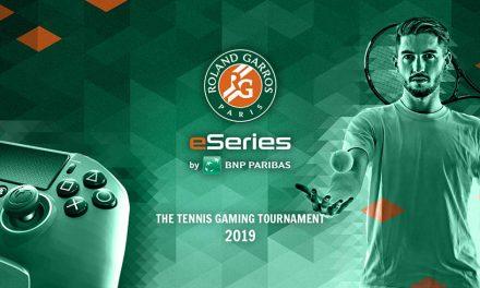 NP: Roland-Garros eSeries de BNP Paribas: ¡Vuelve el primer torneo de esports de tenis del mundo!