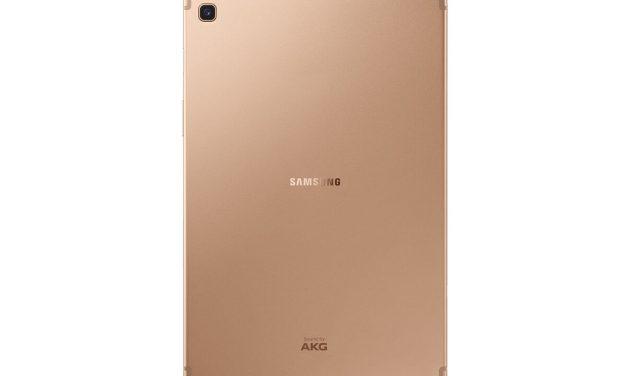 NP: Samsung presenta Galaxy Tab S5e, su tablet más versátil y elegante