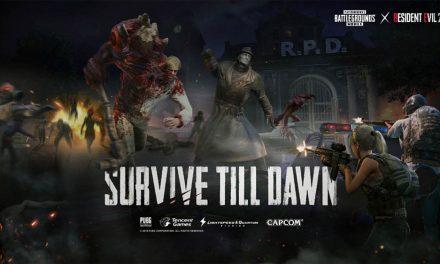 """NP: PUBG Mobile Y Resident Evil 2 lanzan el modo """"Zombie: Survive till Dawn"""""""