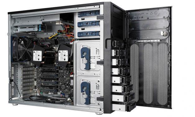 NP: ASUS anuncia nuevos récords mundiales en rendimiento de servidores 2P y 1P