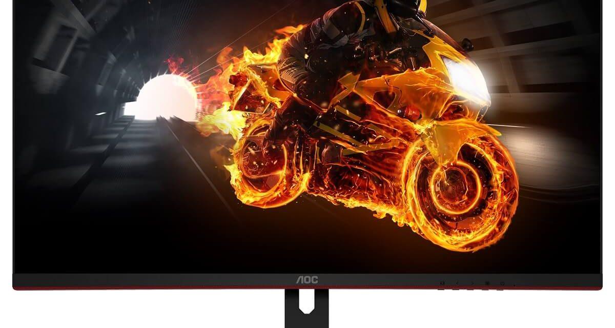 """NP: AOC añade a su exitosa serie G1 el nuevo monitor CQ32G1 de 31,5"""" y QHD"""