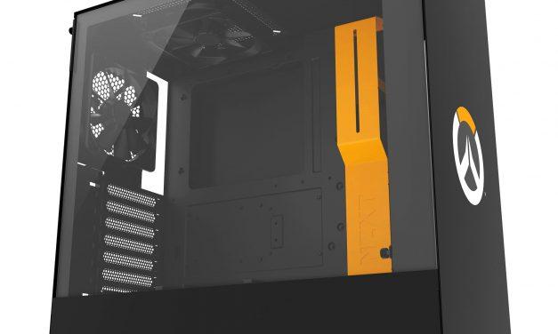 NP: Presentamos el primer chasis de PC dedicado a Overwatch