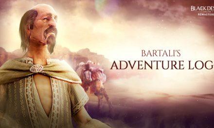 NP: Black Desert Online se llena de terroríficas Fisuras oscuras y llegan nuevas misiones con el Diario de viaje de Igor Bartali