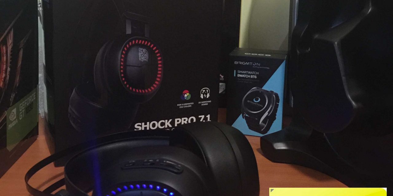 Review Tt eSports Shock Pro RGB 7.1