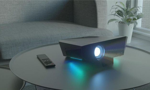 NP: ASUS presenta el proyector F1