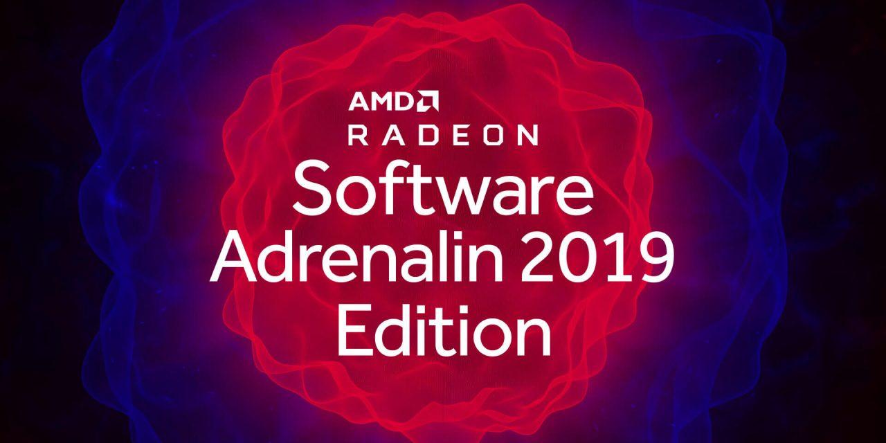 AMD Radeon Software Adrenalin 2019 Edition 19.4.3 Beta ya disponibles