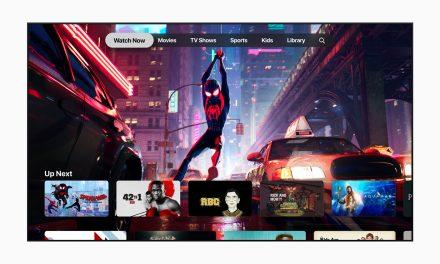 Apple presenta Apple TV+ en la nueva versión de Apple TV app