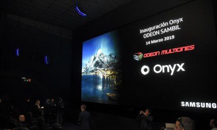 NP: Samsung presenta el primer cine LED Onyx en España