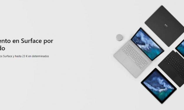 NP: Aprovecha los descuentos de Microsoft Store y consigue tu dispositivo Surface al mejor precio