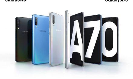 NP: Captura y comparte tu mundo con Galaxy A70