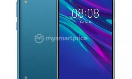Huawei Enjoy 9e también se deja ver antes de su presentación oficial