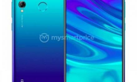 Huawei Enjoy 9S aparece en escena y revela sus especificaciones