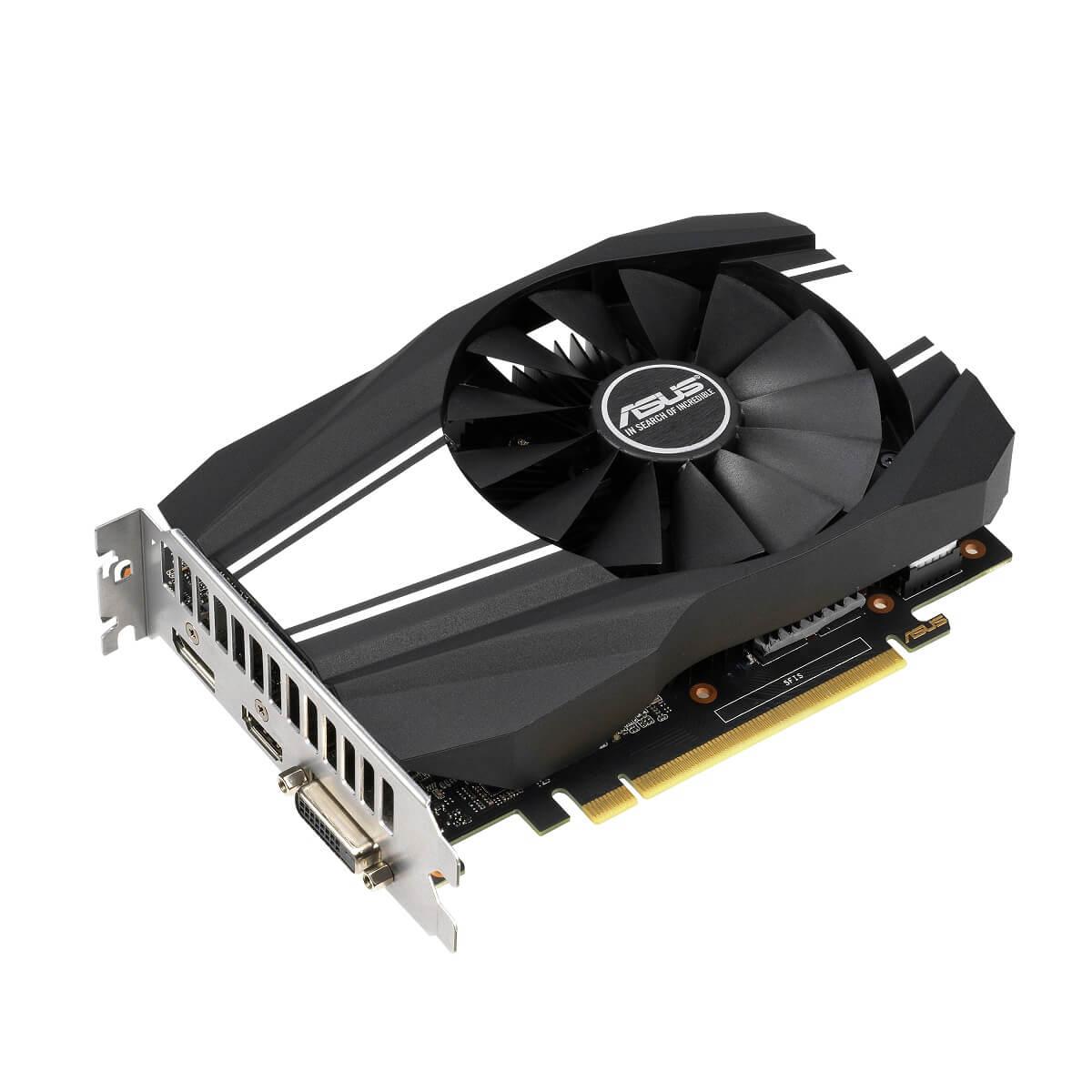 NP: ASUS presenta las gráficas TUF Gaming y Phoenix GeForce GTX 1660 Gaming