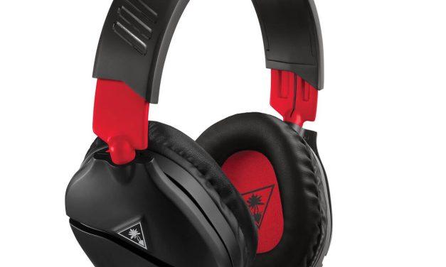 NP: Turtle Beach anuncia la serie Recon 70, sus nuevos auriculares de gaming