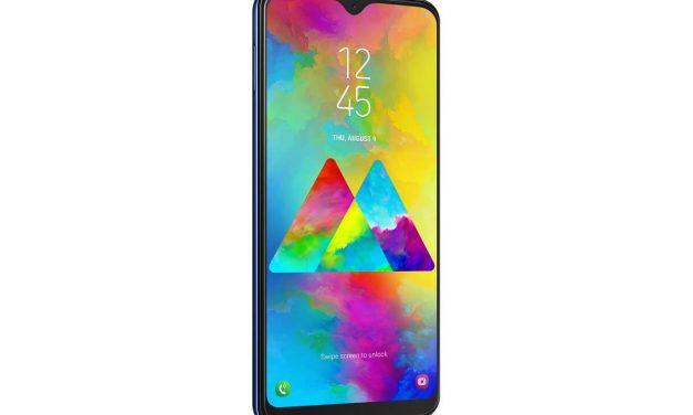 NP: Samsung Galaxy M20 llega hoy al mercado español para los usuarios más jóvenes