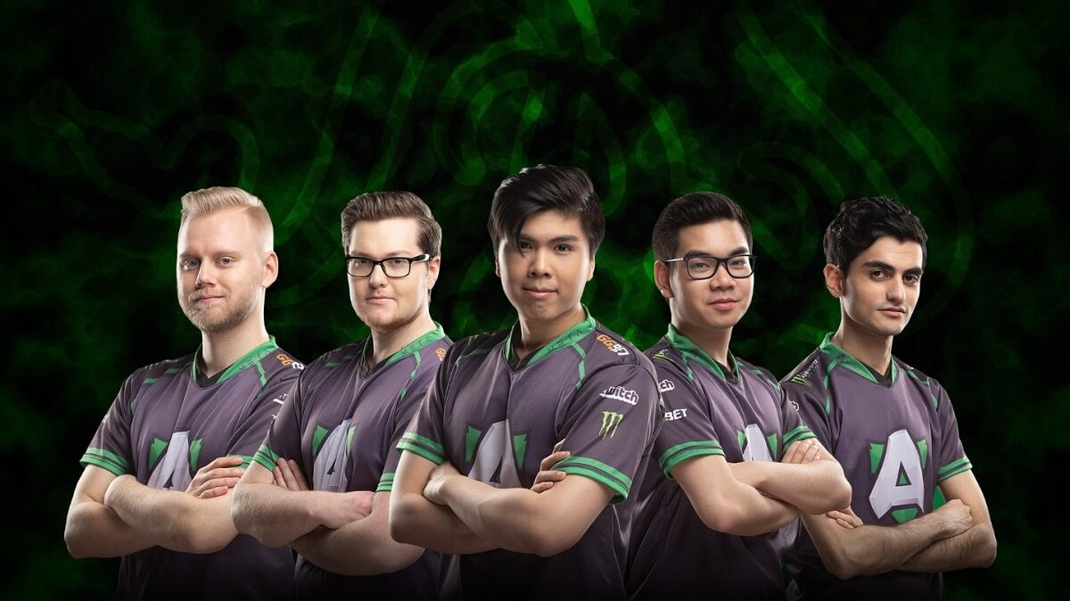 NP: Se refuerza una alianza legendaria: Razer y el equipo de Dota 2 Team Alliance