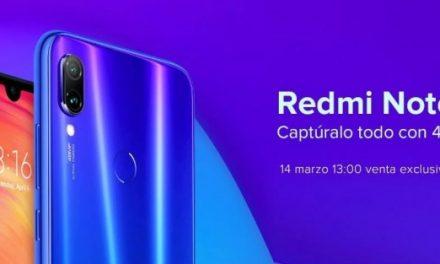 Redmi Note 7 llega a España y revienta la gama media con un precio de 149 euros