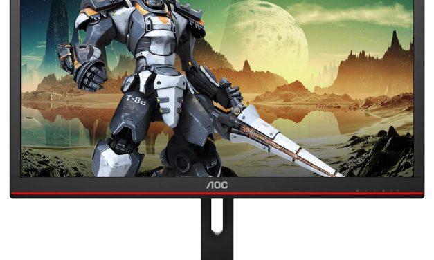 NP: Afina tu juego con el nuevo monitor AOC 4K con tiempo de respuesta de 1 ms  y AMD FreeSync: G2868PQU