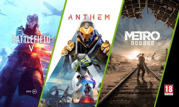 NP: NVIDIA se actualiza para Apex Legends y presenta un nuevo lote RTX