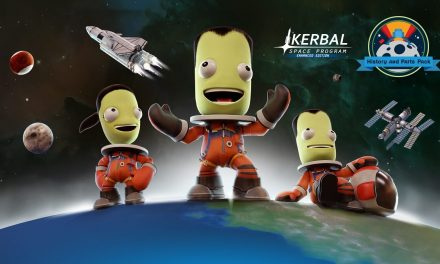 NP: Ya está disponible History and Parts Pack de Kerbal Space Program: Enhanced Edition para consolas
