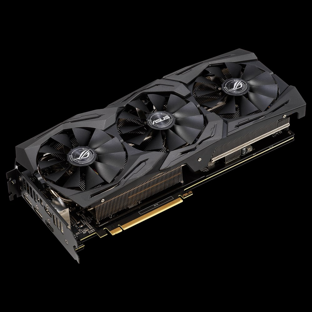 Review Asus ROG STRIX RTX 2060 OC