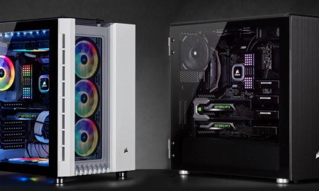 NP: CORSAIR lanza los chasis Crystal Series 680X RGB y Carbide Series 678C
